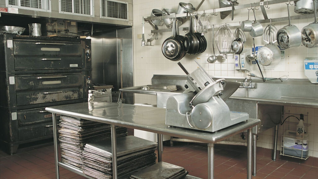 Disinfect/Sanitize Commercial Kitchens Mississauga